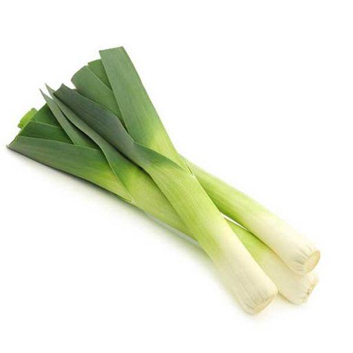 سبزی تازه - تره فرنگی