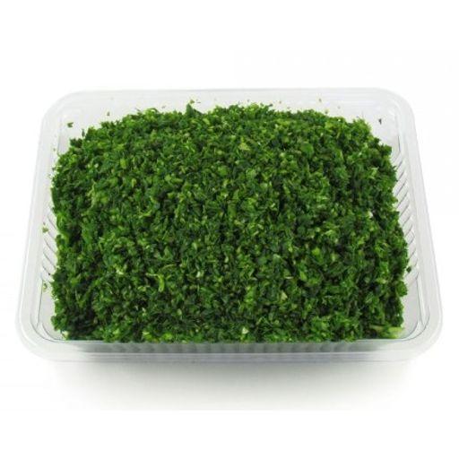 سبزی دلمه و کوفته