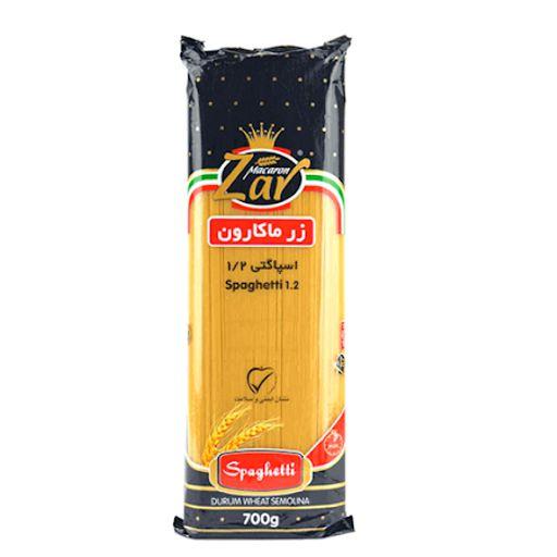 ماکارونی زر قطر 1.2 مقدار 700 گرمی