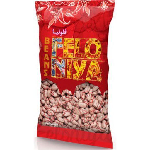 لوبیا چیتی فلونیا 700 گرمی
