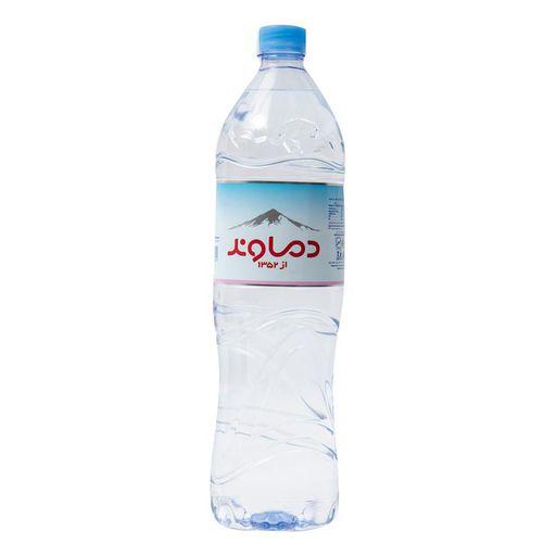 آب معدنی دماوند 1.5 لیتری
