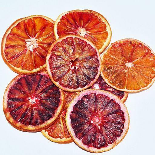 پرتقال خونی خشک بسته 100 گرمی