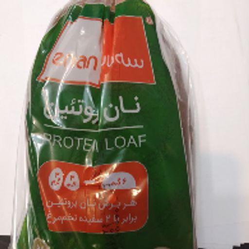 نان پروتئین سه نان