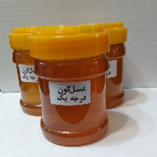 عسل طبیعی گون 450 گرمی