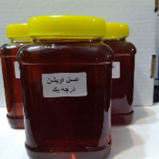 عسل طبیعی آویشن 1 کیلویی