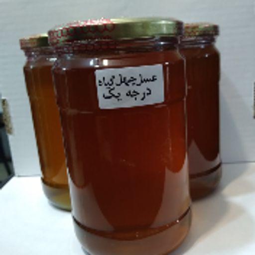 عسل طبیعی چهل گیاه 900 گرمی