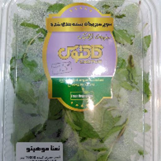 سبزی تازه - نعنا موهیتو